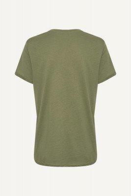 Saint tropez Saint Tropez Shirt / Top Groen 30511155
