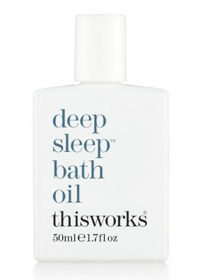 This Works This Works Deep Sleep Bath Oil - badolie