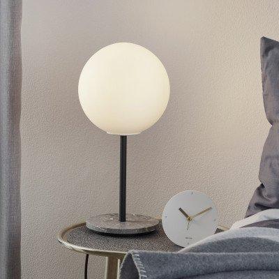 Menu Menu TR Bulb tafellamp 41cm marmer/opaal mat