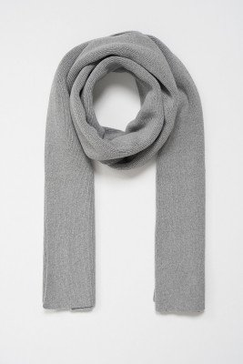 nu-in 100% Upcycled Blend Ribbed Scarf