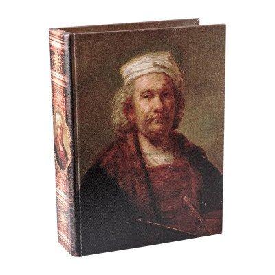Xenos Opbergboek Rembrandt - 18x6x24 cm