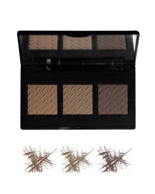 The BrowGal The BrowGal - Convertible Brow Powder Brown Hair 02 - 5,5 gr.