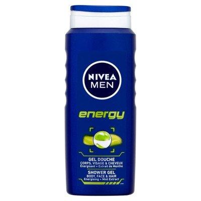 Nivea Nivea Energy Showergel 500ml