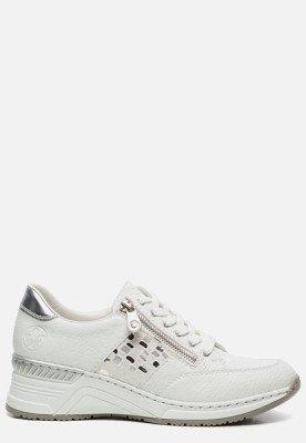 Rieker Rieker Sneakers wit