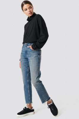 Cheap Monday Cheap Monday Revive Decay Jeans - Blue