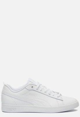 Puma Puma Smash V2 sneakers wit
