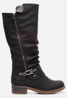 Rieker Rieker Hoge laarzen zwart