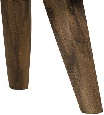 Light & Living Light & Living Bijzettafel 'Canya', hout donkerbruin