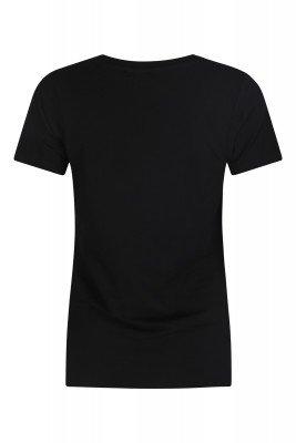 enCo &Co Woman Shirt / Top Zwart Lois