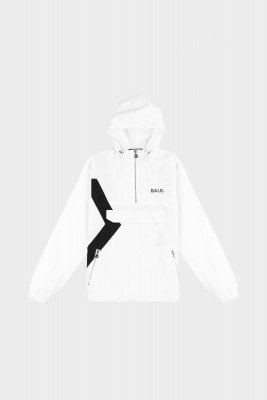 BALR. Contrast Hexagon Anorak Jacket