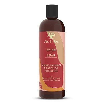 As I Am As I Am Jamaican Black Castor Oil Shampoo