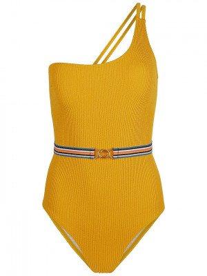O'Neill O'Neill A-Symmetrical Swimsuit geel