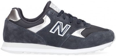 New Balance Blauwe New Balance Lage Sneakers Wl393