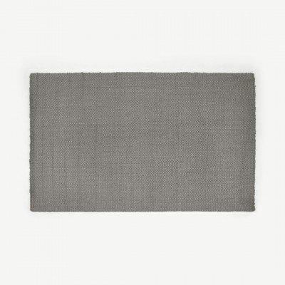 MADE.COM Rohan vloerkleed, 200 x 300 cm, grijs