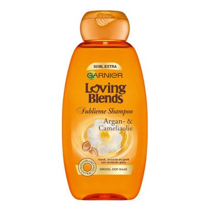 Garnier Garnier Loving Blends Argan + Camelia Shampoo 300 ml