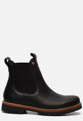 Panama Jack Panama Jack Burton C1 Chelsea boots zwart