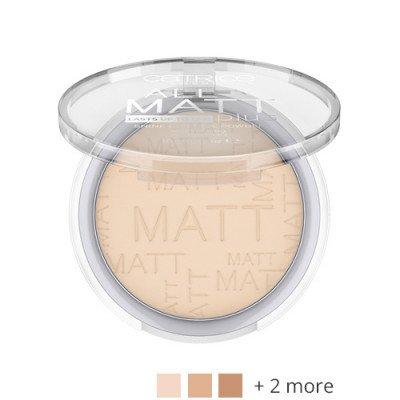 Catrice Catrice All Matt Plus Shine Control Powder 010 Transparent
