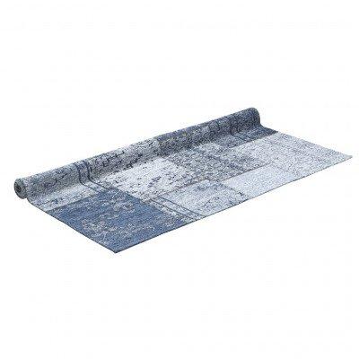 karpet 200x290 LAPJES Blauw