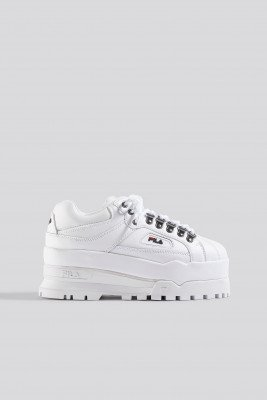 Fila FILA Trailblazer Wedge Wmn Sneaker - White