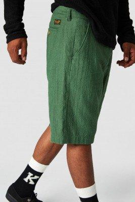 Kings of indigo Kings of Indigo - CRONUS shorts Male - Green