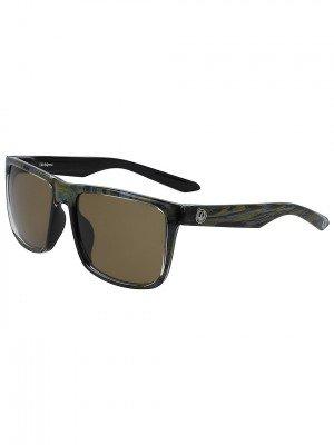 Dragon Dragon Meridien Rob Machado Resin Sunglasses bruin