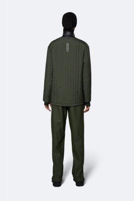 Rains Rains Dames Liner Jacket - Green