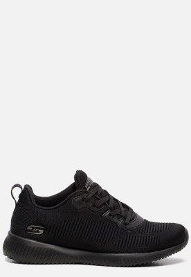 Skechers Skechers Bobs Squad Tough Talk sneakers zwart