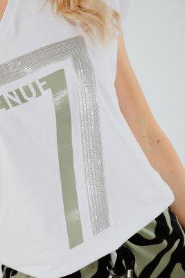Zoso Zoso Shirt / Top Groen Britt