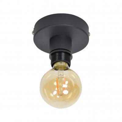 Urban Interiors Urban Interiors plafondlamp 'Single', kleur Vintage Black