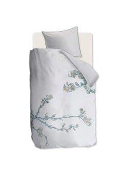 Beddinghouse Beddinghouse Embroidered katoen perkal Blossom dekbedovertrekset 200TC - inclusief kussenslopen