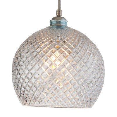 Ebb en Flow EBB & FLOW Rowan hanglamp, zilver Ø 22cm