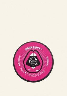 Born Lippy™ Pot Lip Balm - Raspberry 10 ML