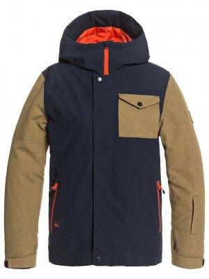 Quiksilver Quiksilver Ridge Jacket blauw