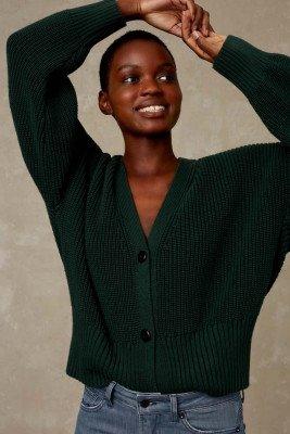 Kings of indigo Kings of Indigo - DECIMA knitwear Women - Green