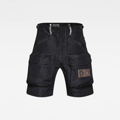 G-Star RAW E Relaxed Shorts - Zwart - Heren