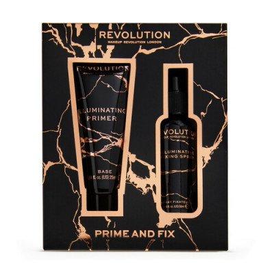 Makeup Revolution Makeup Revolution Prime And Fix Duo