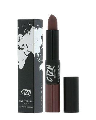 CTZN Cosmetics CTZN Cosmetics - Nudiversal Lip Duo Rome - 3,5 gr + 5 ml