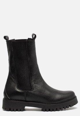 Linea Zeta Linea Zeta Chelsea boots zwart