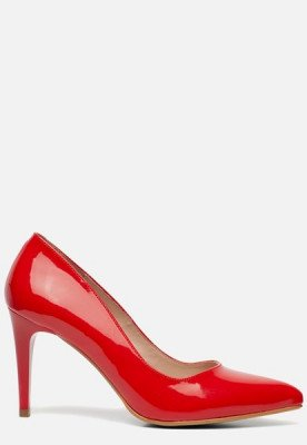 Giulia Giulia Pumps rood lak