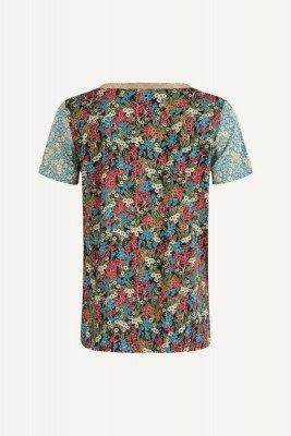 Geisha Geisha Shirt / Top Multicolor 13418-20