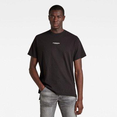G-Star RAW Center Chest Logo GR Loose T-Shirt - Zwart - Heren