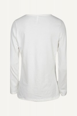 Zoso Zoso Shirt / Top Offwhite Mood