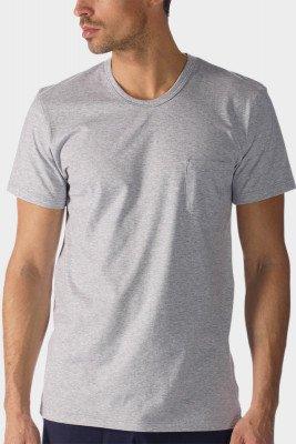 Mey T-shirt grijs melange