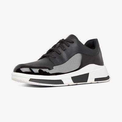 FitFlop FitFlop Freya sneakers zwart