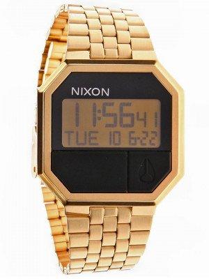 Nixon Nixon The Re-Run geel