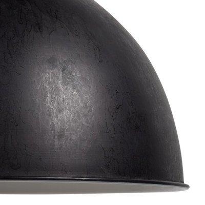 Urban Interiors Urban Interiors hanglamp 'Urban' 40 cm, kleur Rough Black