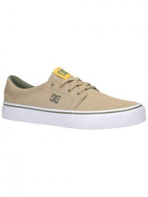 DC DC Trase SE Sneakers bruin