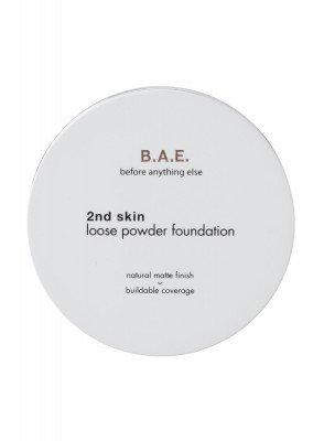B.A.E. B.A.E. Loose Powder Foundation 02 Light Fleece