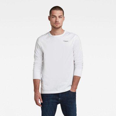 G-Star RAW Base R T-shirt - Wit - Heren