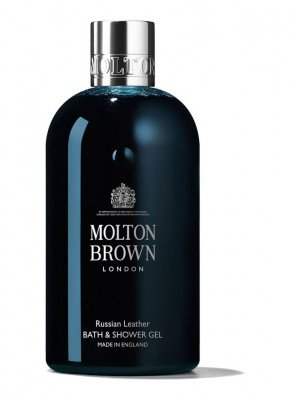 Molton Brown Molton Brown Russian Leather Bath & Shower gel - bad- & douchegel